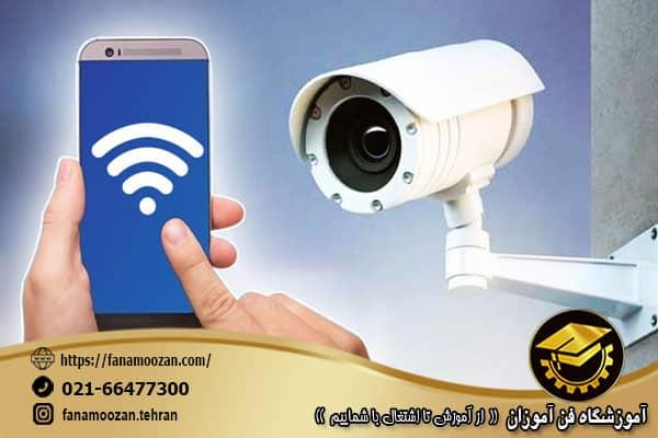 فناوری بی سیم دوربین