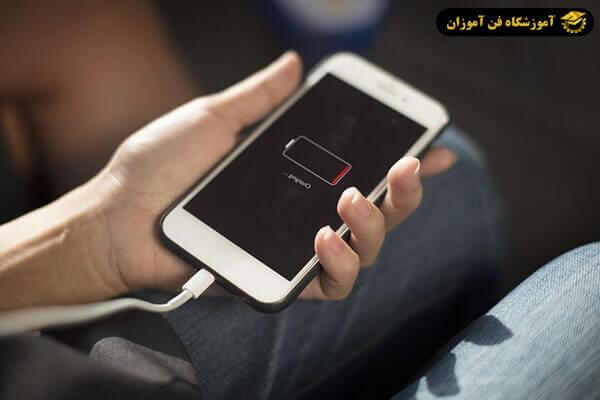 نگهداری از باتری گوشی