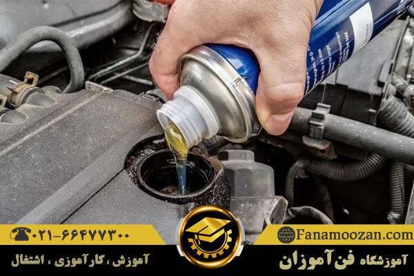 انتخاب روغن موتور مناسب
