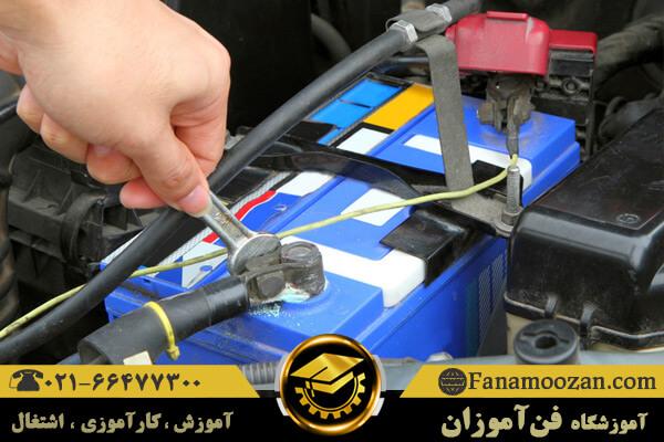 تقویت باتری ماشین