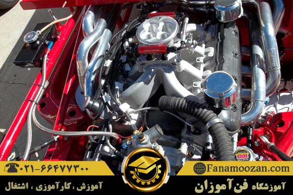 انواع سیستم انژکتور خودرو