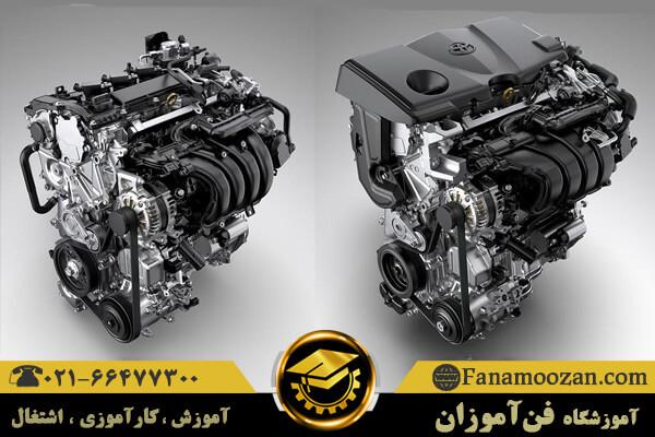 تفاوت موتورهای دیزلی و بنزینی