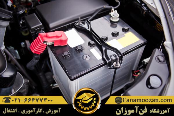 علت خالی شدن باتری ماشین