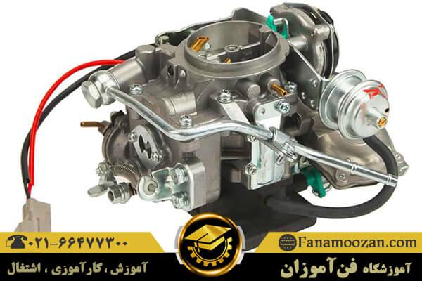 موتور کاربراتوری