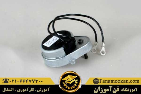 تایمر موتوری یا الکترومکانیکی